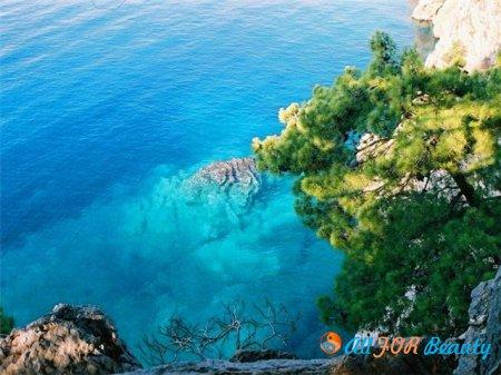 Лазурные берега Монако