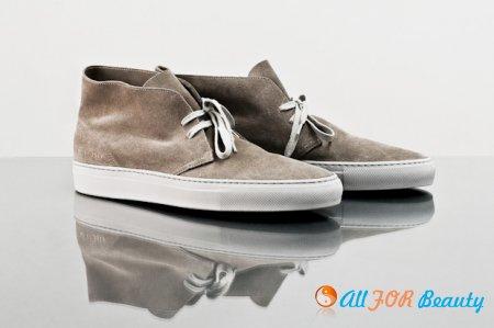 Мода на кроссовки и кеды