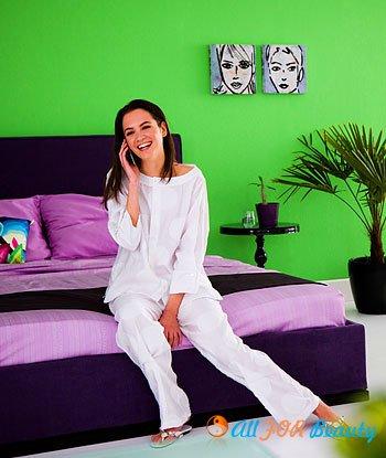 5 модных интерьеров для спальни