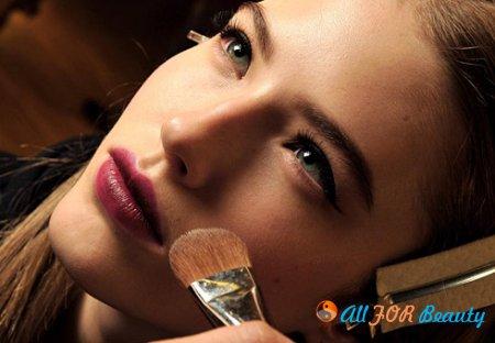Выбор макияжа по типу кожи