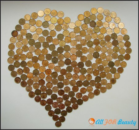 Любовь и деньги.
