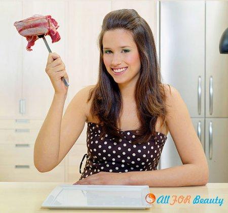 Отказаться от мяса и похудеть