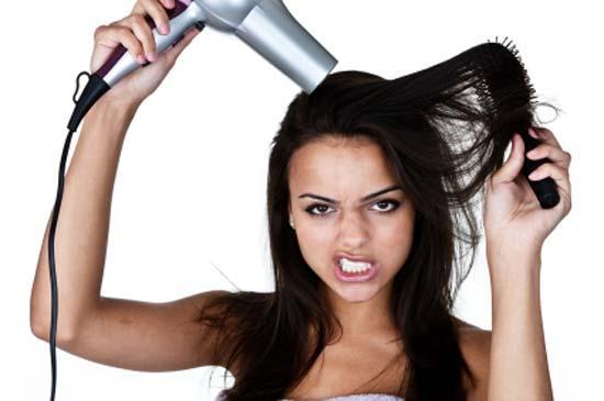 Волосы стали жесткими и сухими что делать