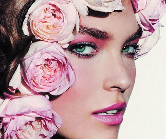 Лицо с обложки: Портреты в Vogue Paris