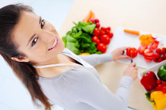 Вегетарианская семидневная диета