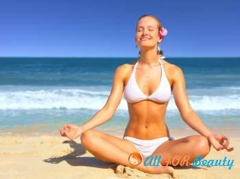 Как можно похудеть с помощью горячей йоги?