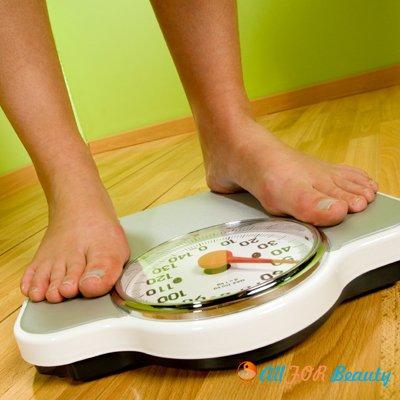 Как сбросить вес по типу фигуры?