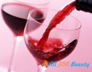 Бокал вина в день поможет укрепить кости
