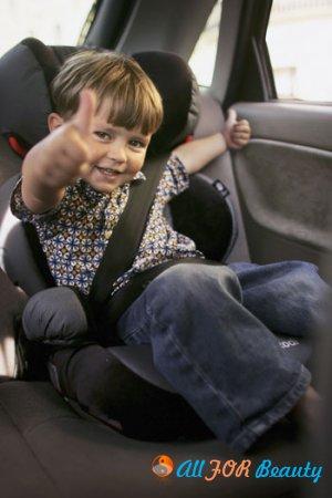 Как быть, если ребенка укачивает в транспорте