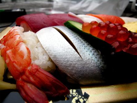 Выбираем рыбу для суши правильно