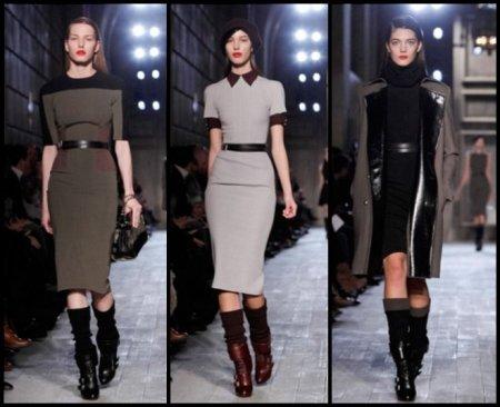 Что будет в моде осенью 2012 года
