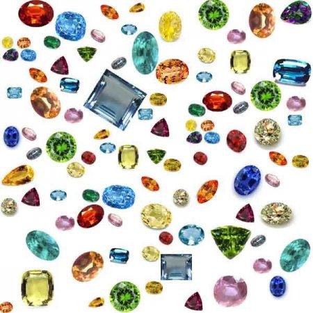 Значение цветов драгоценных камней, их целительные свойства
