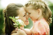 Мамины руки - лекарство для ребенка