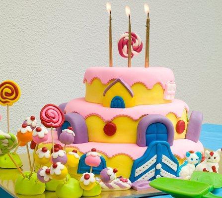 Где можно хорошо отметить в СПб отметить День рождения ребенка