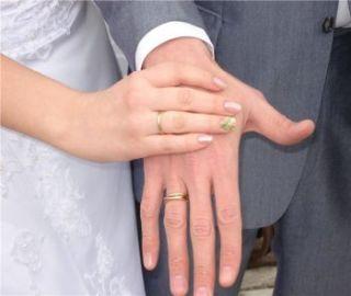 Какие женские обручальные кольца сейчас в моде