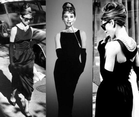 Чёрное платье – икона стиля