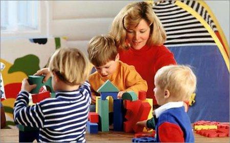 Летний детский сад для дошкольников. Есть ли смысл