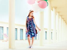 Детские платья роскошны: Catimini – устоять невозможно!