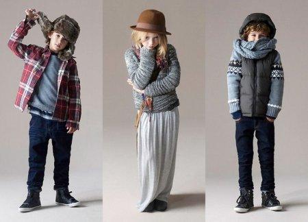 Детская мода 2013 года