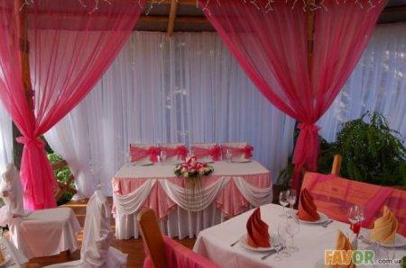Аренда кафе на свадьбу или как сделать торжество незабываемым?