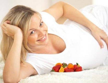 Основы диеты для беременных