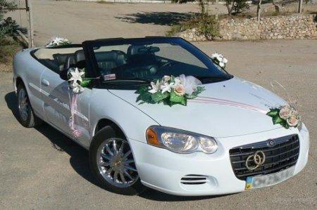 Выбор автомобилей для свадебного кортежа