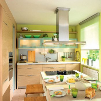 Пространство кухни должно быть эффективным: 9 советов по размещению бытовой ...