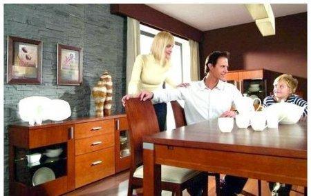 Как оформить кухню-столовую?