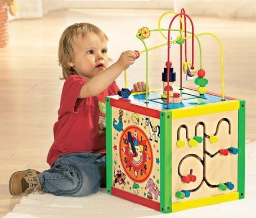 Развивающие игры для детей 3 лет своими руками