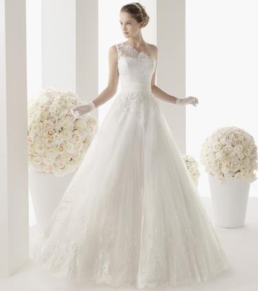Идеальный наряд для невесты