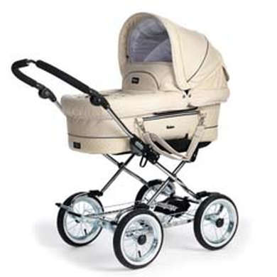 Первый транспорт для малыша, каким он должен быть?